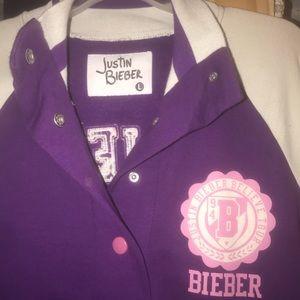 Justin Bieber tour jacket (believe your)